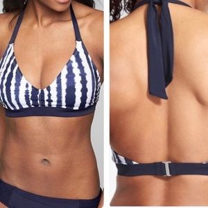 Athleta Wave Break Bikini Top 40 B/C